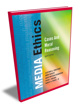 Media ethics 9th ed.